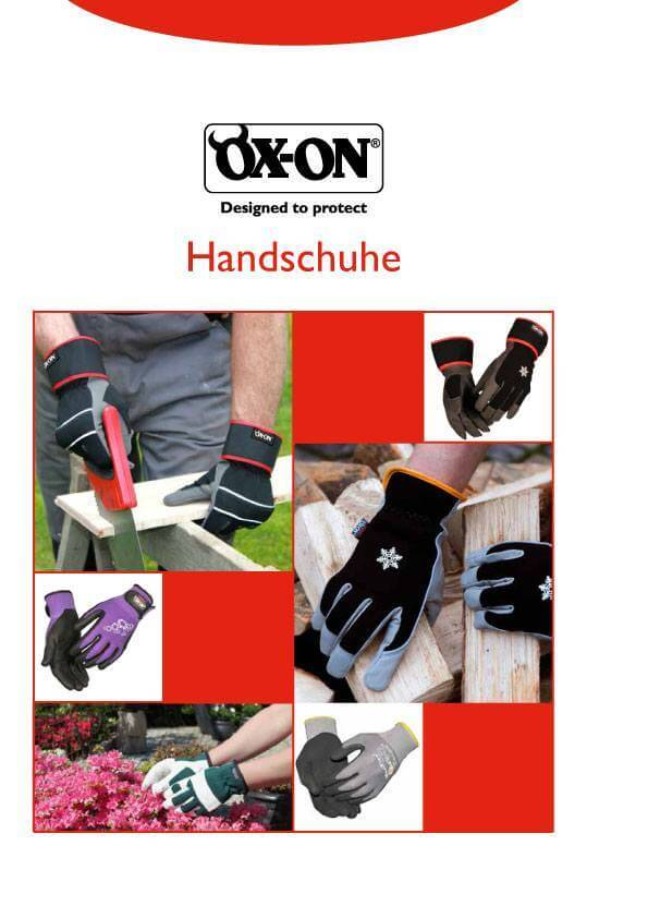 OX-ON Handschuhe